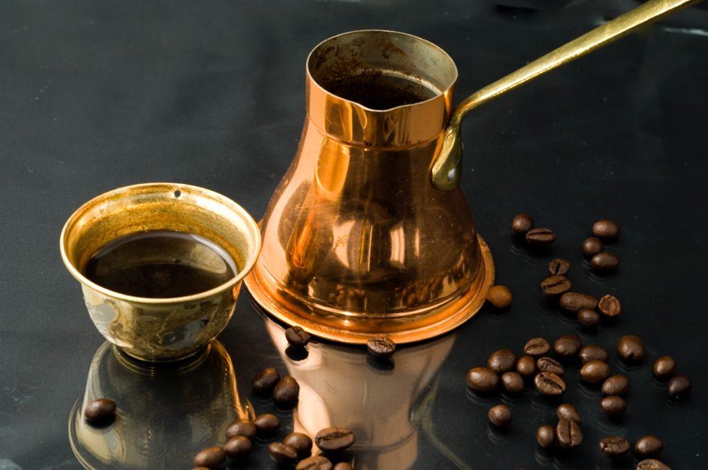 Tygielek do kawy