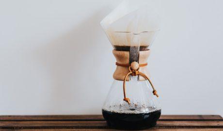Kawa w Chemexie